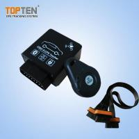 China OBD2 GPS Car Tracker And Bluetooth Diagnostic With DTC Codes wholesale
