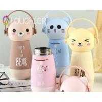 Buy cheap Lovely Stainless Steel Thermos Water bottle For Kinds from wholesalers