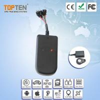 Buy cheap Strong Anti-tamper Gps Car Tracker With 2.4g RFID Keyless Technology from wholesalers