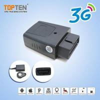 Buy cheap 3G OBD Anti-thief Alarm Type Car Gps For Real Time Tracking Device from wholesalers