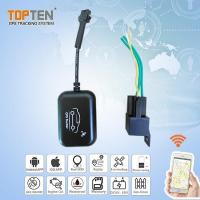Buy cheap Cheap Car GPS Tracker Devices For Insurance With Realtime Location History Report Speed Report from wholesalers