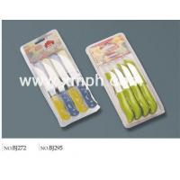 Buy cheap Fruit knife sets BJ272 from wholesalers