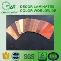 Buy cheap Interior Decorative High Pressure phenolic Laminate from wholesalers