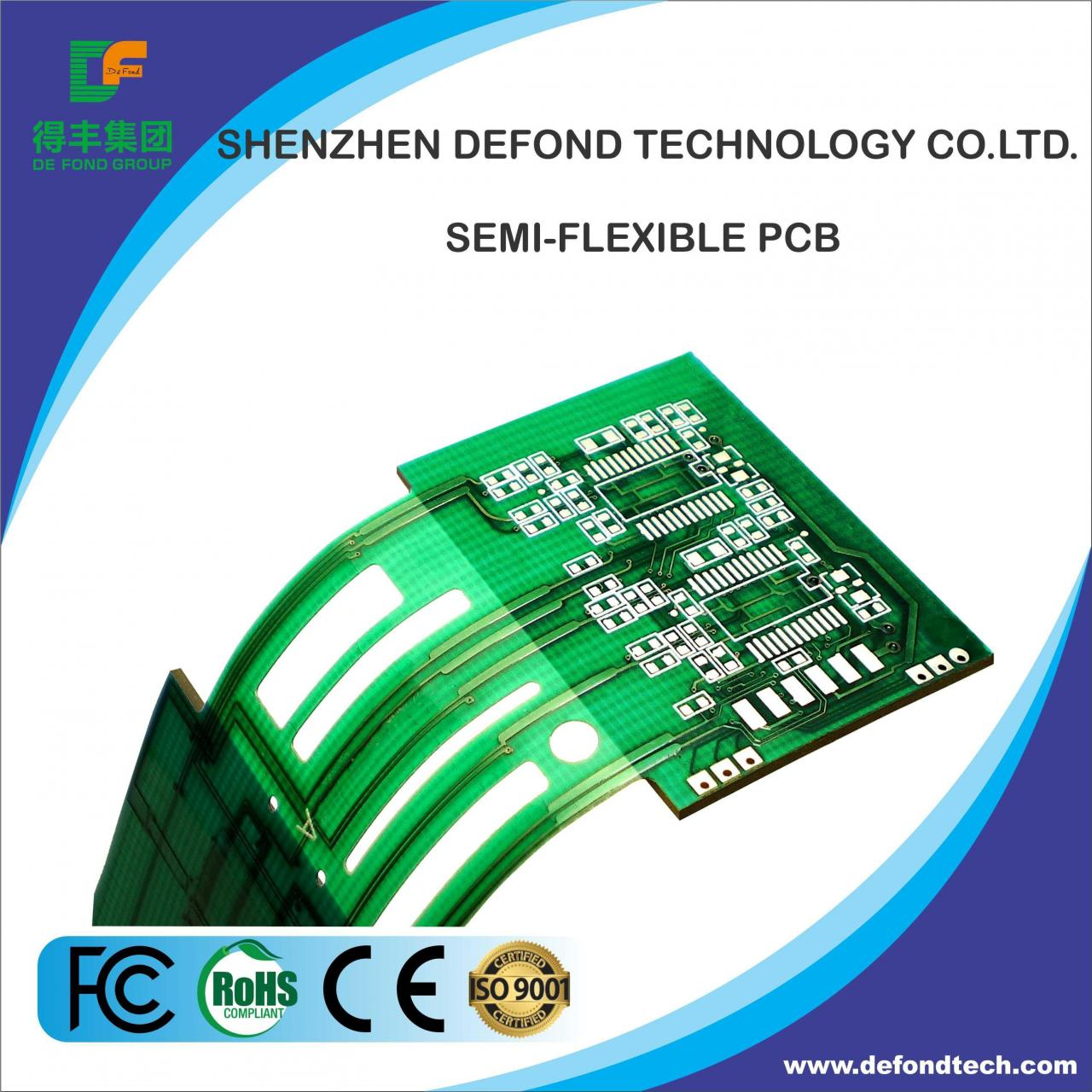 Buy cheap PCB Equipment Semi-flexible PCB from wholesalers