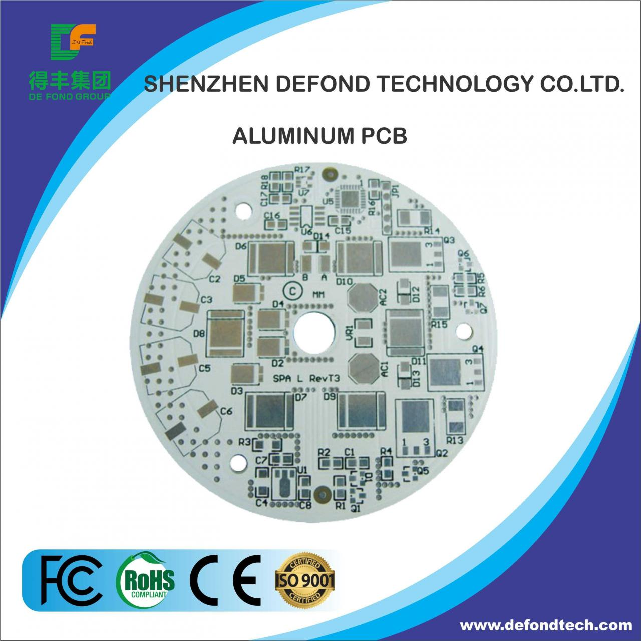 Buy cheap PCB Equipment Aluminum PCB from wholesalers