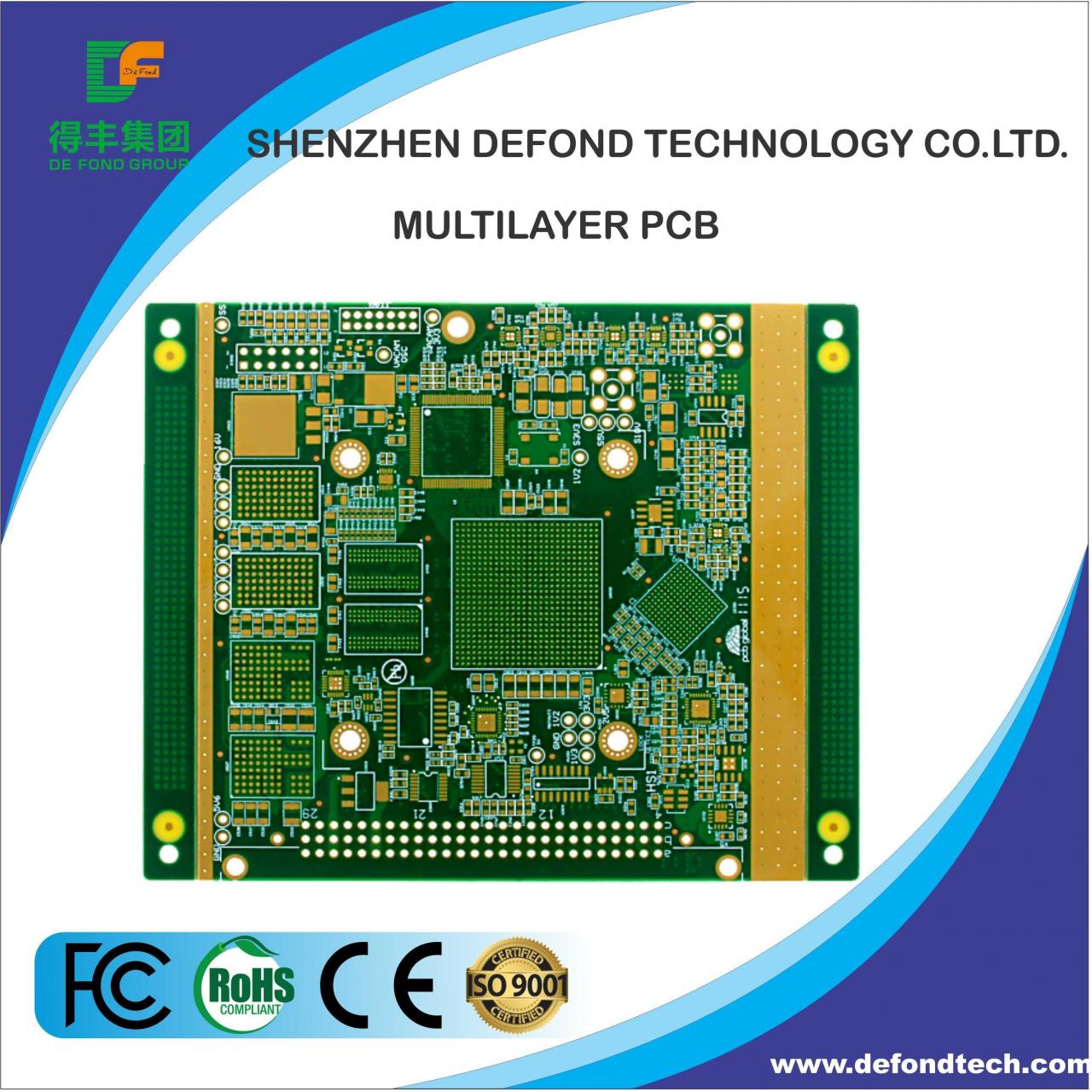 Buy cheap PCB Equipment Multilayer PCB from wholesalers