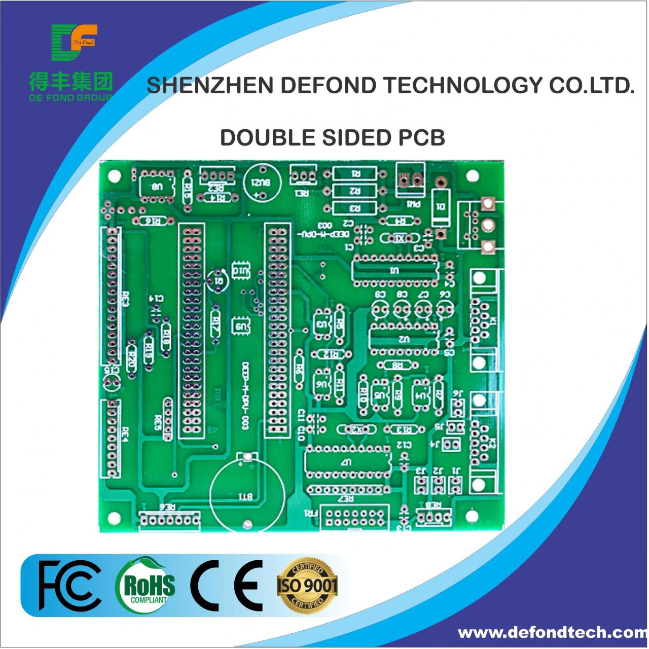 Buy cheap PCB Equipment Double Side PCB from wholesalers
