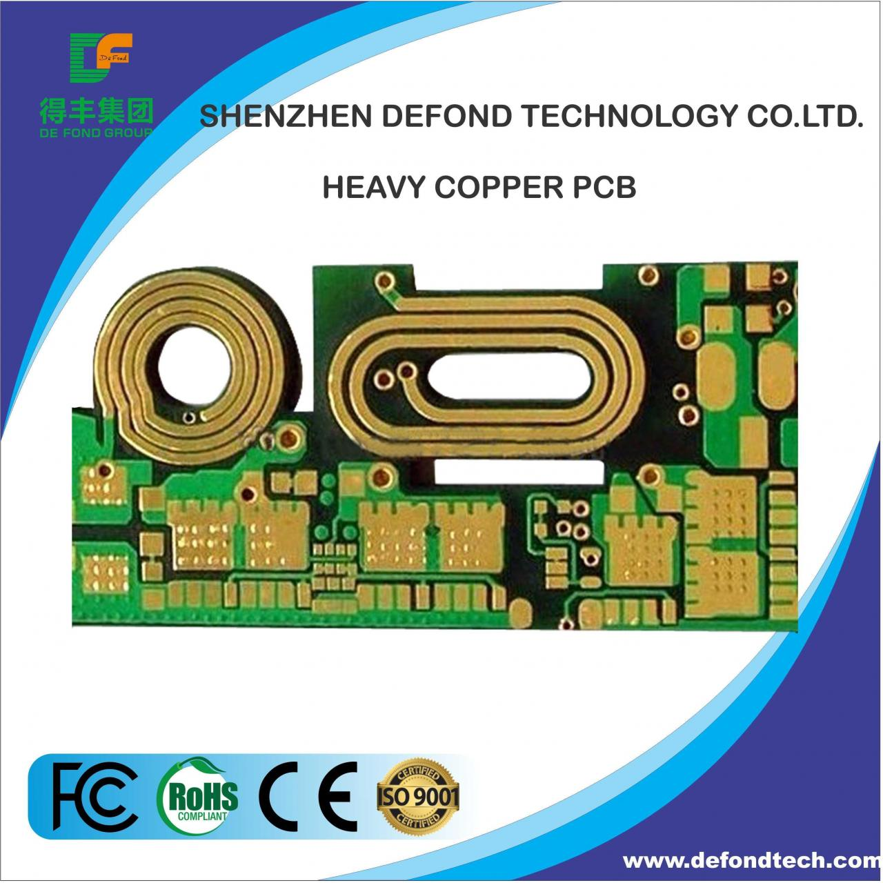 Buy cheap PCB Equipment Heavy Copper PCB from wholesalers