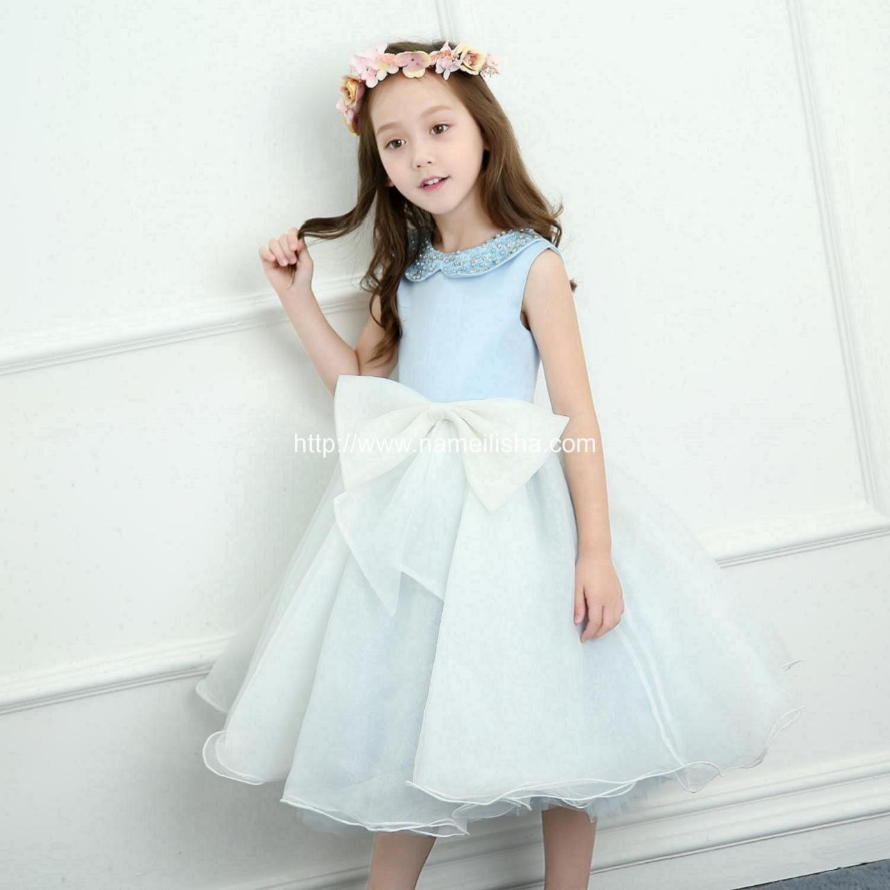 Buy cheap A-Line Wedding Dress (10) Flower Girls Dress SKU: t0017 - In Stock from wholesalers