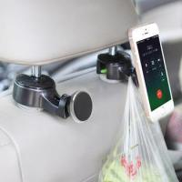 Buy cheap Universal Car headrest Hanger Hook Car Seat Holder for the Phone / Pad from wholesalers