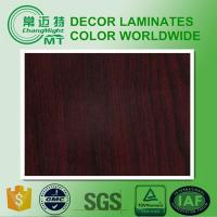 Buy cheap East Red kitchen board for wholesales/Formica sheets/Wood grains2016 from wholesalers