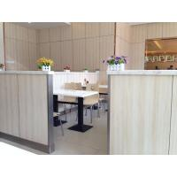 Buy cheap Public wall cladding system High pressure laminates Formica sheets from wholesalers