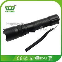 Aluminum Strong Powerful Tactical Army Soldier LED Military Flashlight
