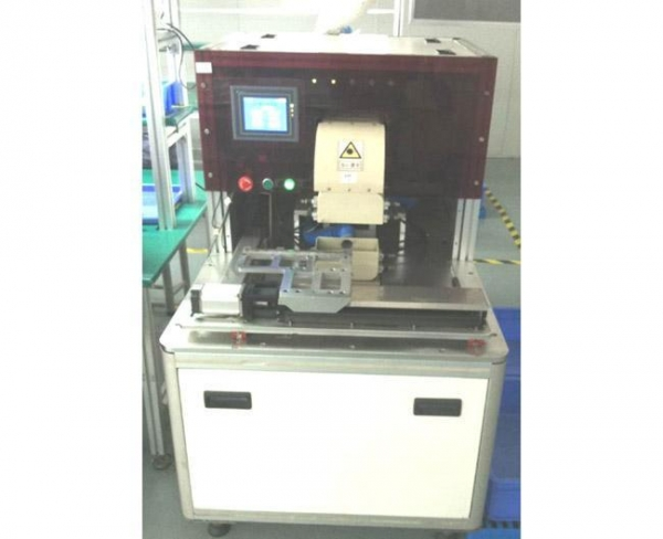 Automatic Test Equipment : Automatic test equipment co laser wire stripping