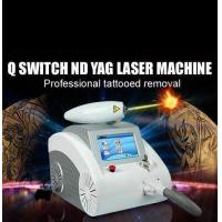 Buy cheap Tattoo removal q-switch nd yag laser product