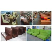 China SHP-8509 Canada restaurant furniture booth seating sofa on sale