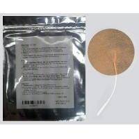 """Buy cheap 3"""" Round Tan Cloth Electrode (TYCO Gel) EF3000TC2 product"""