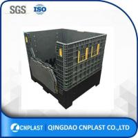 Buy cheap Large Durable Plastic Folding Box For Industry product