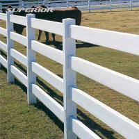 Buy cheap 4 Rail Horse Fencing product