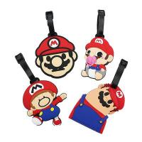 Buy cheap Large Mario Brother Luggage ID Tag for Bags backpack Suitcases product