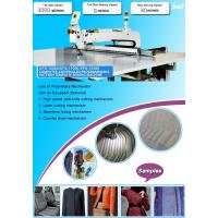 Automatic Template Long Arm Sewing Machine