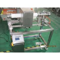 Pipe metal detector for liquid proudcts