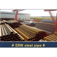 API Welded Pipe ERW Steel Pipe