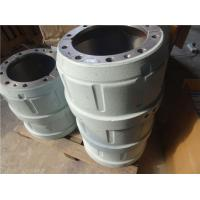 Buy cheap FAW Truck Chassis Front and Rear Brake Drum Made by High Quality Iron Materials product