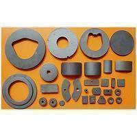 Buy cheap Permanent Magnet [4] Sintered Ferrite Magnet product