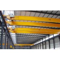 5 - 80 Ton Double Beam Overhead Travelling Cranes With Hoist Trolley FEM / DIN Standard