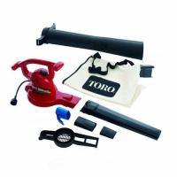 Buy cheap Toro 51609 Ultra 12 amp Variable-Speed (up to 235) Electric Blower/Vacuum with Metal Impeller product