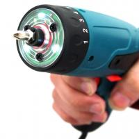 Buy cheap 3.6V Cordless Screwdriver Wireless Drill With Led Light Set(28 Item) - intl product
