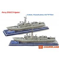 Buy cheap 3D Puzzle Perry(FFG7) Frigate product