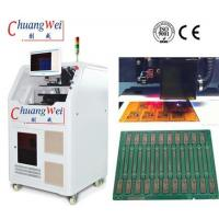 Buy cheap High Quality PCBA Laser Separator PCB Laser Cutting Machinery,CWVC-6 product