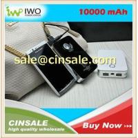 Buy cheap IWO P30 Ultrathin Real 10000mah Power Bank with LED light Full Capacity Energy bank product