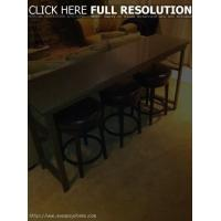China DIY Bar Table Behind Couch on sale