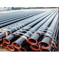 China Pre galvanized pipes & tubes, carbon erw steel pipe, steel water pipe specification on sale