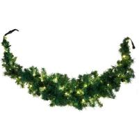 Buy cheap light chain SYSTEM LED GREEN SWAG 100 LED EXTRA product