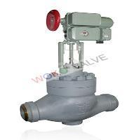 W60G00 boiler feed water control valve