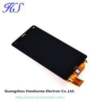 China Cheap Replacement Digitizer LCD Touch Screen LCD For Sony z1 mini LCD Original Black on sale