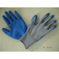 Buy cheap latex coated glove L3501 product