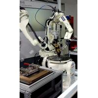 Buy cheap Welding Robot Workstation(with two-axis servo positioner) product