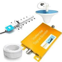 Buy cheap Volferda 2G/3G 850 MHz Cell Phone Signal Booster With Yagi & Dome Antenna from wholesalers