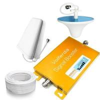 Buy cheap Volferda 2G/3G 850 MHz Cell Phone Signal Booster With Directional & Dome Antenna from wholesalers