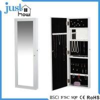 Buy cheap Wall Mounted Jewelry Armoire Wall Hanging Jewelry Armoire from wholesalers
