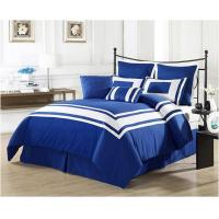 Buy cheap Black And Blue Bedroom Navy White Ideas from wholesalers