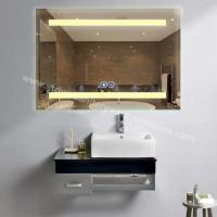 China Wall Hanging Waterproof Bathroom LED Light Makeup Mirror on sale