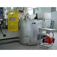Buy cheap fuel oil (gas) crucible furnace from wholesalers