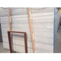 Buy cheap Blue Wooden Marble Slabs product