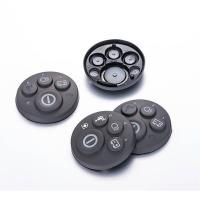 Buy cheap Silicone keypad for Automobile steering wheel product